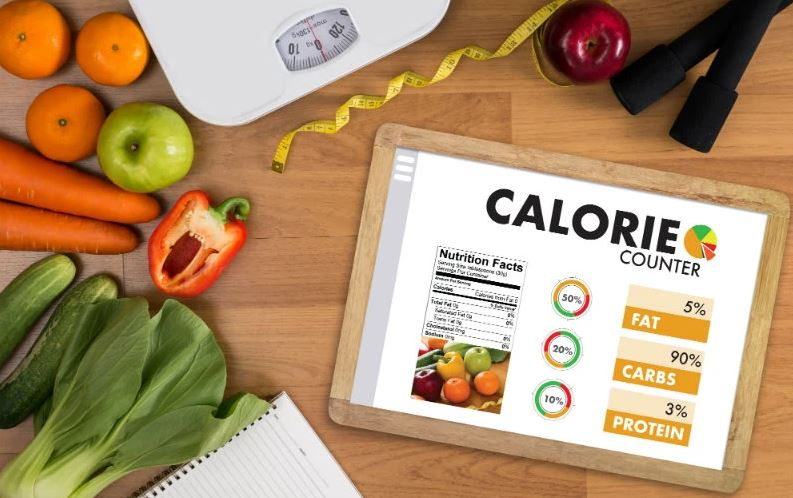 How many calories should a woman eat a day to lose weight